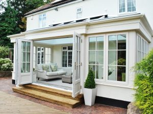 Orangery Builder in Wrexham