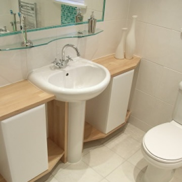 Bathroom refits Rossett