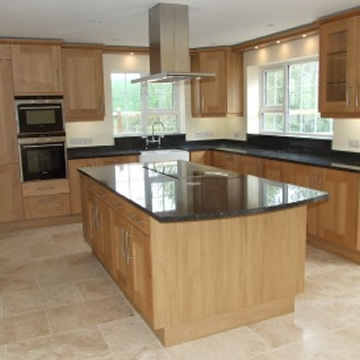 Kitchen refurbishment in Deeside