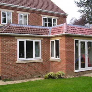 Home extensions New Broughton