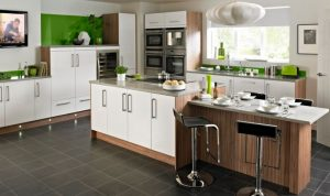 Kitchen refits in Hawarden